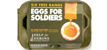 DEA 2013 Eggs for Soldiers