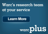 Warc's research team at your service - click for more information